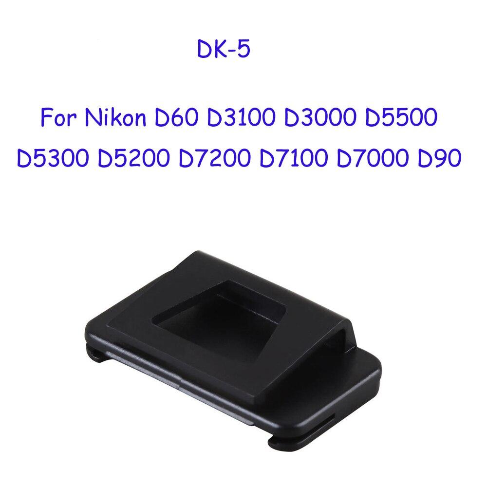 DK-5 DK5 oko puchar okularu muszla oczna wizjer osłona na Nikona Nikor D80 D90 D3000 D3100 D5000 D7000 kamery