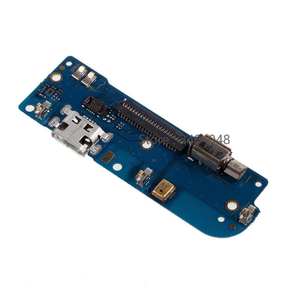 5 unids/lote puerto de carga cable flexible de conector Dock con Motor...