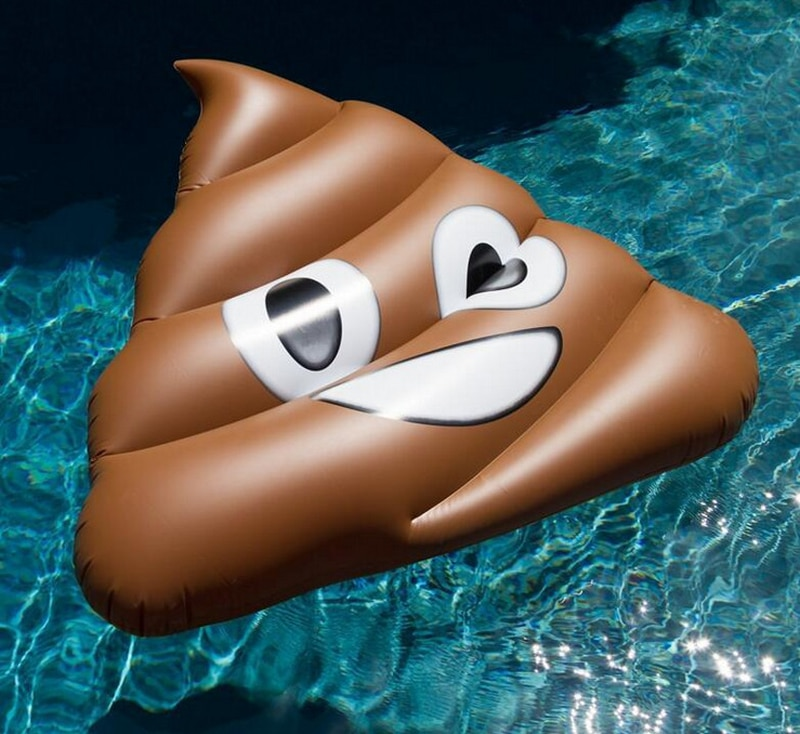 Inflable Flotador para piscina de agua Juegos Juguetes Juegos de hielo crema estera flotante piscina juguete para niños adultos partes a Favor