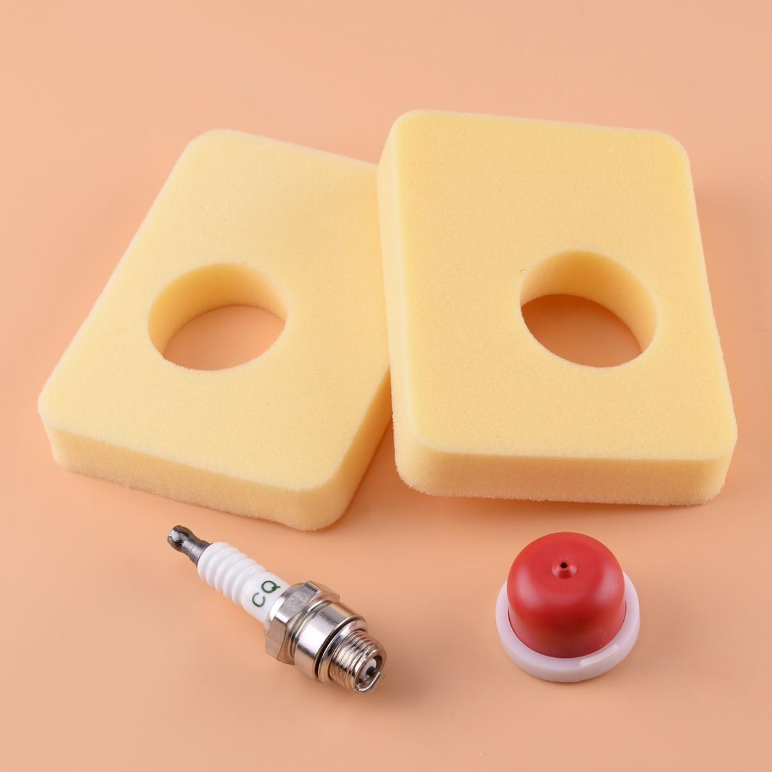 LETAOSK motor filtro de aire Primer bulbo 799579 ajuste para 594281 F Briggs & Stratton 300e 450e 500e Series de repuesto herramientas de jardín
