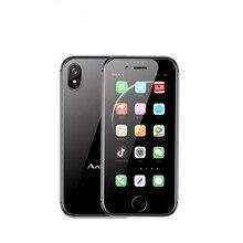 "Anica i8 Mini teléfono inteligente android 6,0 de 2,45 ""WCDMA 3G teléfono celular caja WiFi GPS altavoz Celulares 8GB teléfono móvil"