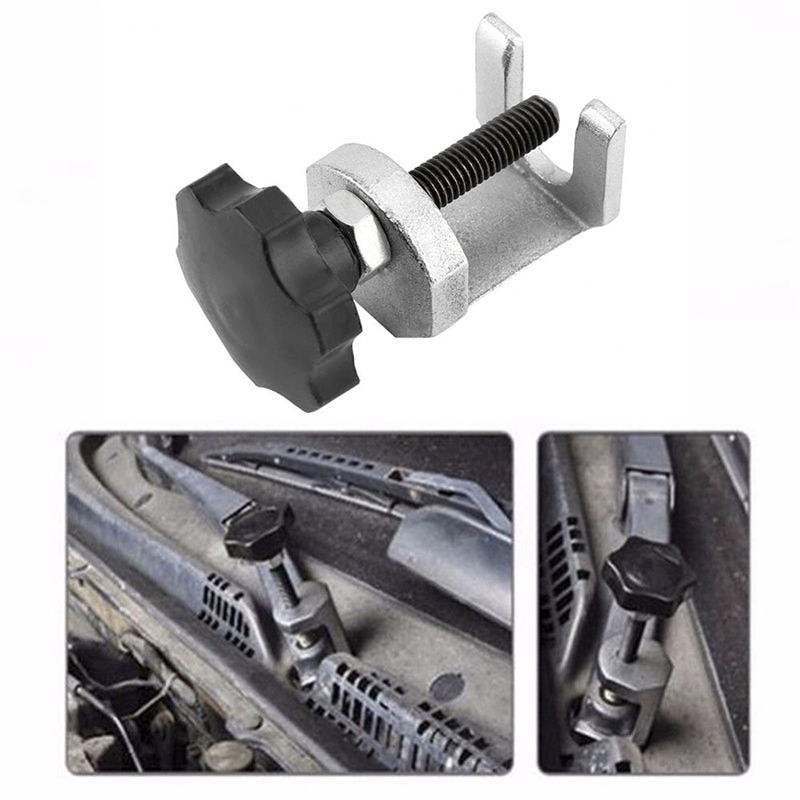 Universal Car Windscreen Window Wiper Puller Windshield Wiper Arm Removal Repair Tool Glass Mechanics Puller Auto Kit Parts