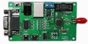 para o Módulo de Zigbee Placa de Aprendizagem Placa de Desenvolvimento Através de Passagens Todos os Tipos de Código Passar Experimental Cc2430253