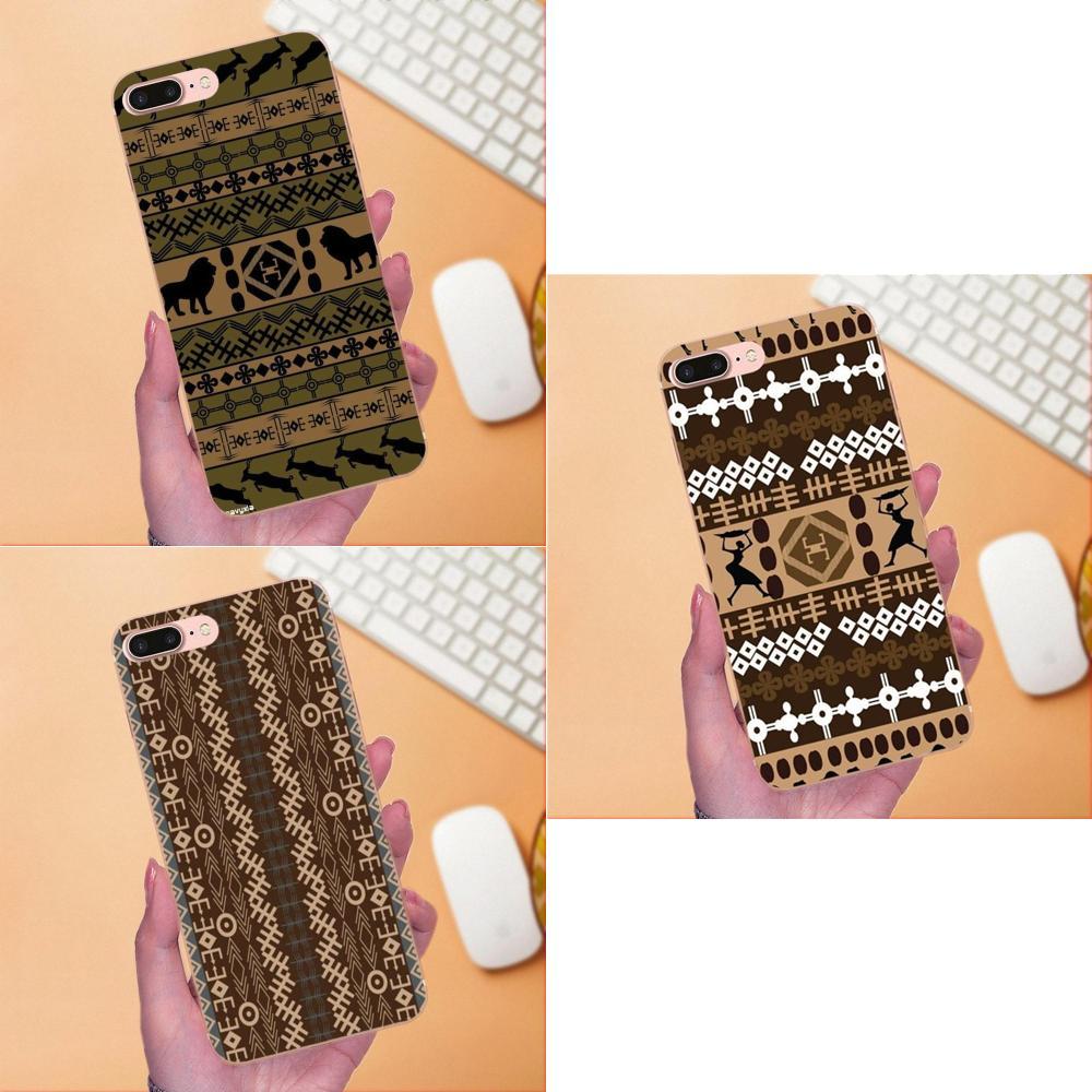 Africa Aztec Ethic Dominant TPU Cases Skin For Huawei Mate 7 8 9 10 20 P8 P9 P10 P20 P30 Lite Plus Pro 2017