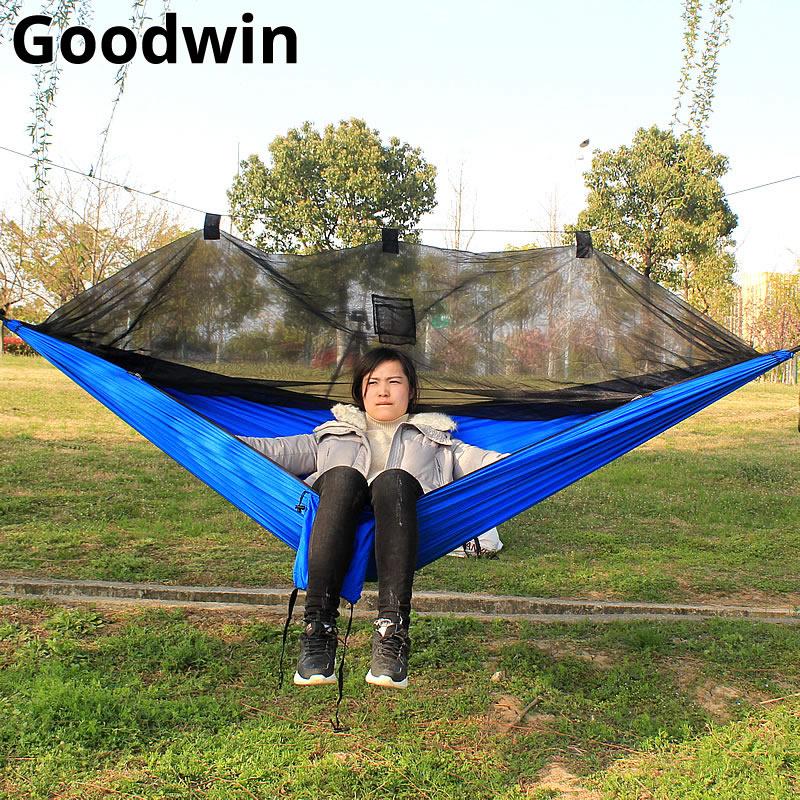 2 pcs sleeping hammock bed
