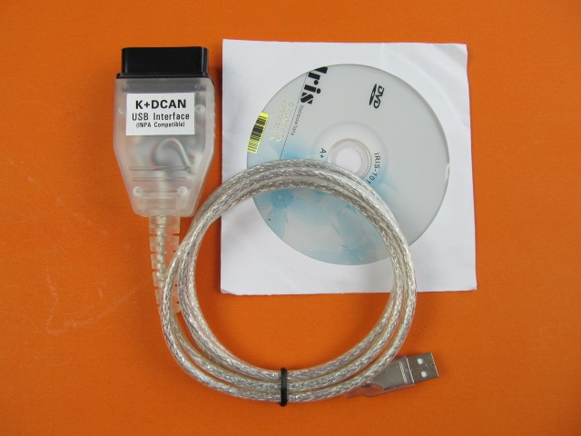 for Bmw Inpa k Can Dcan Usb Obd2 Diagnostic Scanner Interface  Ediabas  From 1998 To 2008