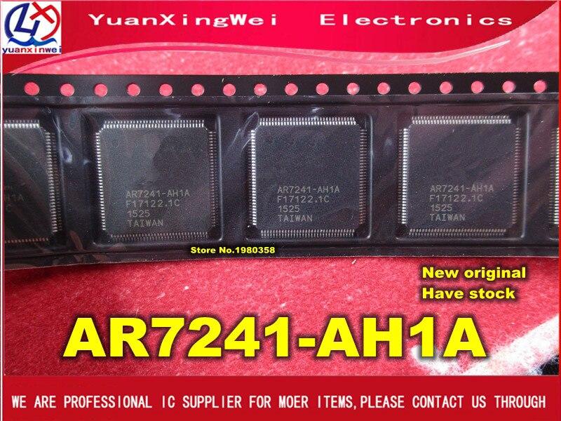 Novo original frete grátis 10 pçs/lote AR7241-AH1A ar7241 qfp128
