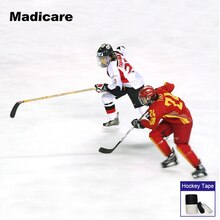 Bâton de Hockey, tissu sportif, ruban de Hockey, outils dentraînement, sport dhiver, ruban de Hockey, genouillères, ruban de maillot de Hockey