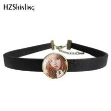 2019 Beautiful Girls Group Blackpink Fashion Necklace Pretty Girls Lisa Bracelet Glass Pendants Jewelry
