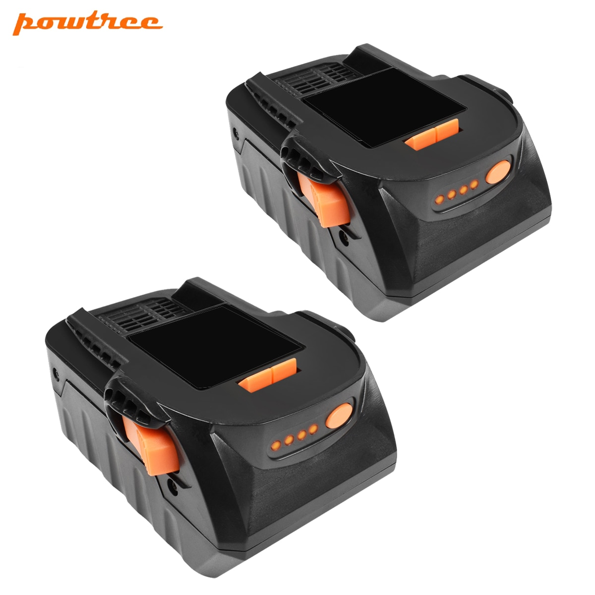 Bonacell 6000mAh 18V Li-Ion herramienta eléctrica recargable de la batería para RIDGID R840083 R840085 R840086 R840087 serie Series AEG L10