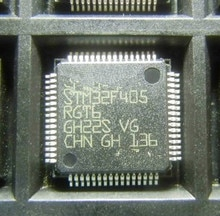 STM32F405RGT6 QFP64 STM32F405 QFP64 10 قطعة