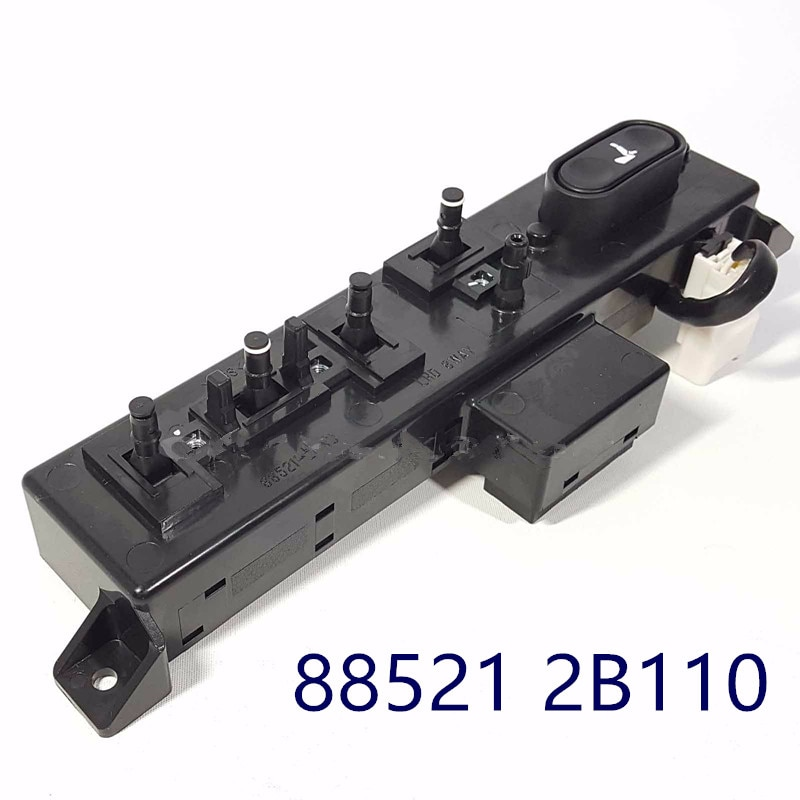 Genuine left seat adjustment switch adjust power seat switch for hyundai Santa Fe 2005-2009 885212B110