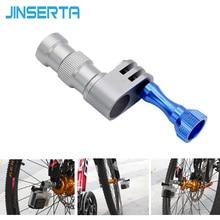 JINSERTA CNC aluminium vélo roue moyeu support de montage support pour vélo Interface 5mm vis GoPro Hero 6 5 3 4 Sjcam Xiaomi Yi