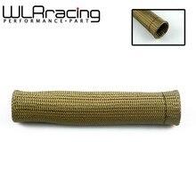 WLR RACING - Universal Spark plug Heat Protector Sleeve fuel A/C oil line wiring 6 BASALT Spark plug Sleeve