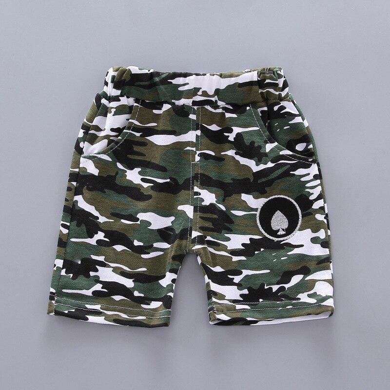 Купить с кэшбэком Summer Children Clothing Baby Boys Girls Clothes Kids Fashion T Shirt Shorts 2pcs/sets Toddler Cotton Garment Infant Tracksuits