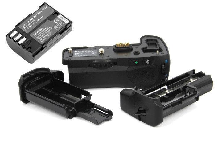 JINTU Многофункциональный вертикальный батарейный блок держатель + 1 шт. D-Li90 батарейный набор для Pentax K-3 K3 DSLR камеры как D-BG5