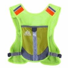 AONIJIE hommes femmes sac à dos léger de course à pied Sports de plein air Trail course Marathon randonnée Fitness sac hydratation gilet Pack