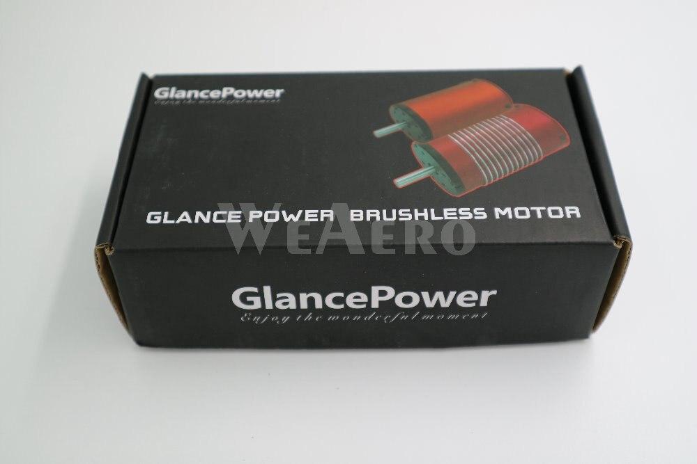 New Arrival High Performance GlancePower 4282 (1518) 1:8 Car Model Brushless motor