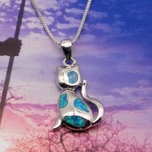 65% OFF 925 Sterling Silver Color Australian Opal Different Type Women Jewelry Cute Pendants Free Shipping