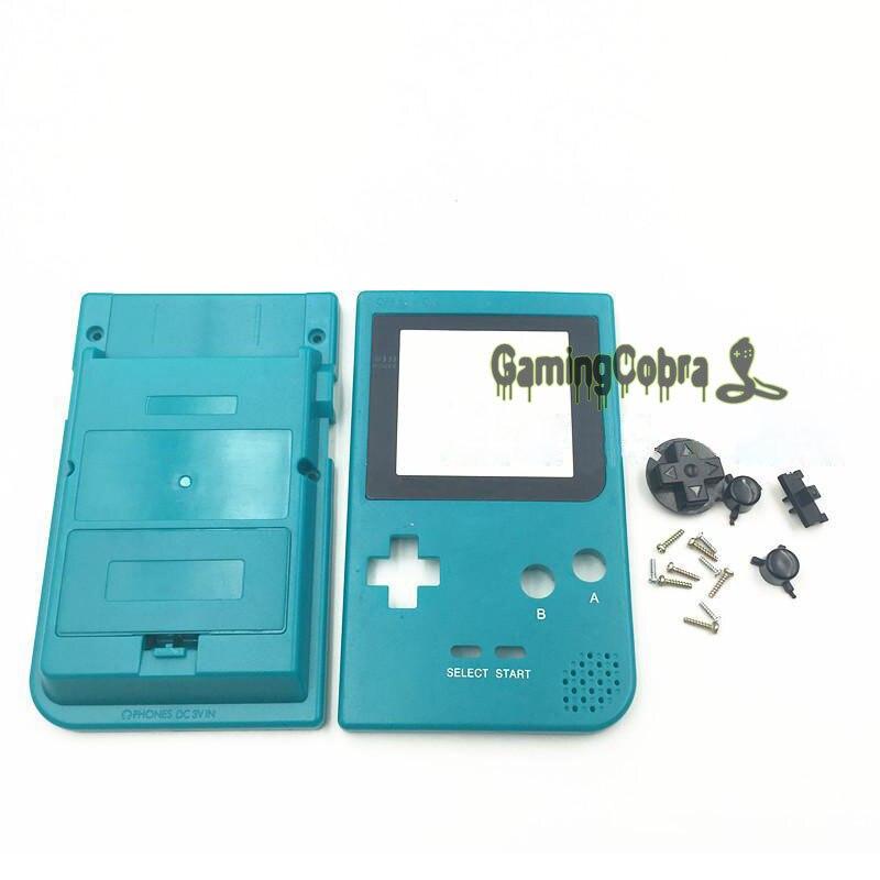Зеленый чехол для Nintendo Game Boy Pocket Gameboy Pocket GBP