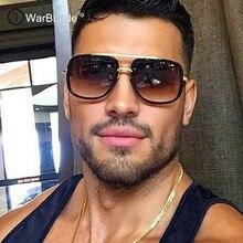 WarBLade-lunettes de soleil carrées   Lunettes de soleil hommes femmes, Superstar conduite, marque de luxe de styliste, oculos de sol féminin