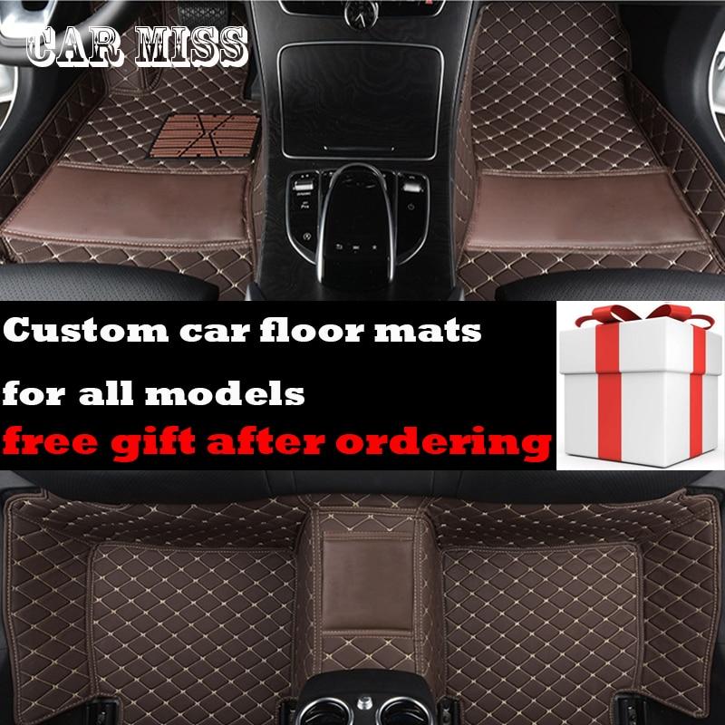 Logotipo personalizado esteiras do assoalho carro para lifan x60 320 x50 520 720 x80 620 820 solano todos os modelos de acessórios automóveis esteiras