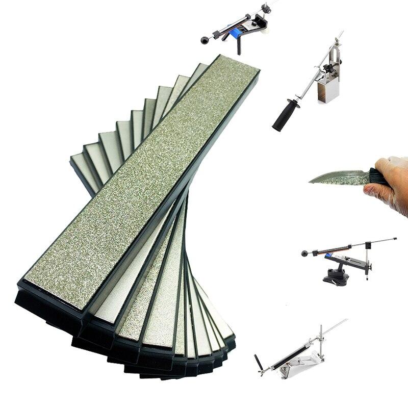 Фото - 80-3000 зернистость кухонные ножницы, точилка для ножей, Алмазный точильный камень для Hone Ruixin Pro EDGE stone камень точильный 3000 183x63x20