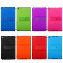 Pour Huawei Mediapad T5 8.0 version 2019 étui pour tablette en silicone souple étui socle Funda Capa pour Mediapad honor Pad 8 pouces Para