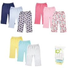 3 Pcs 2015 Spring Autumn Baby Pants Girls & Boys  Fashion Cartoon Styles Newborn 0-12 Months Kids Trousers Baby Leggings