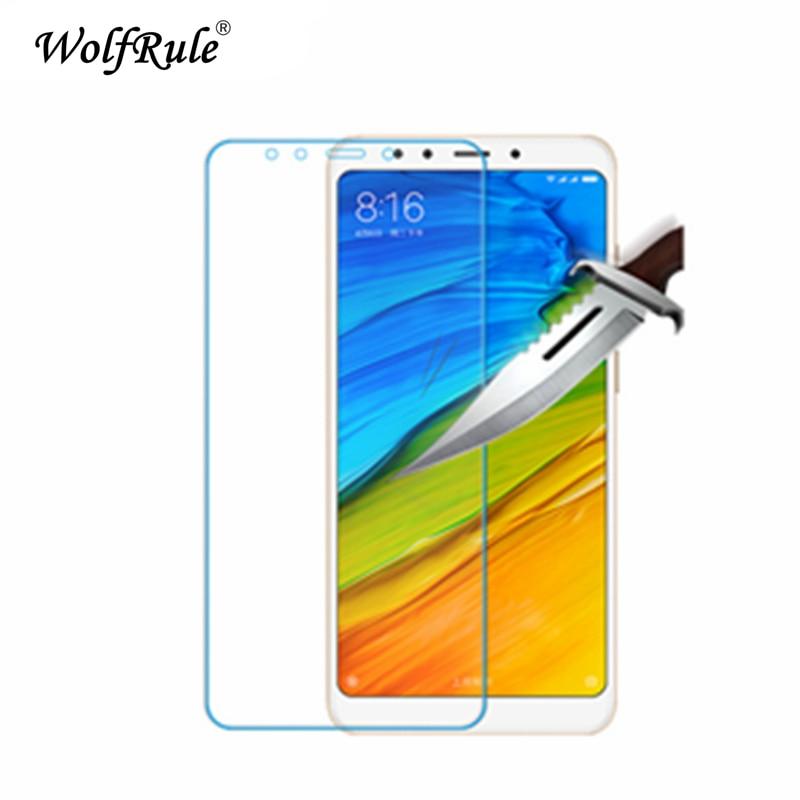 2PCS Screen Protector Glas Xiaomi Redmi 5 Plus Gehärtetem Glas Für Xiaomi Redmi 5 Plus Glas Anti-scratch film Redmi 5 Plus [