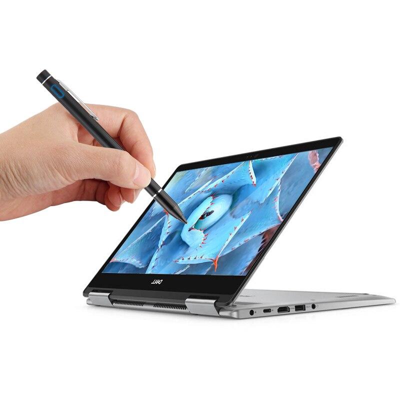 Активный стилус емкостный сенсорный экран наконечник для Dell XPS 13 15 12 Inspiron 3003 5000 7000 chromebook 3189 3180 11 чехол для ноутбука