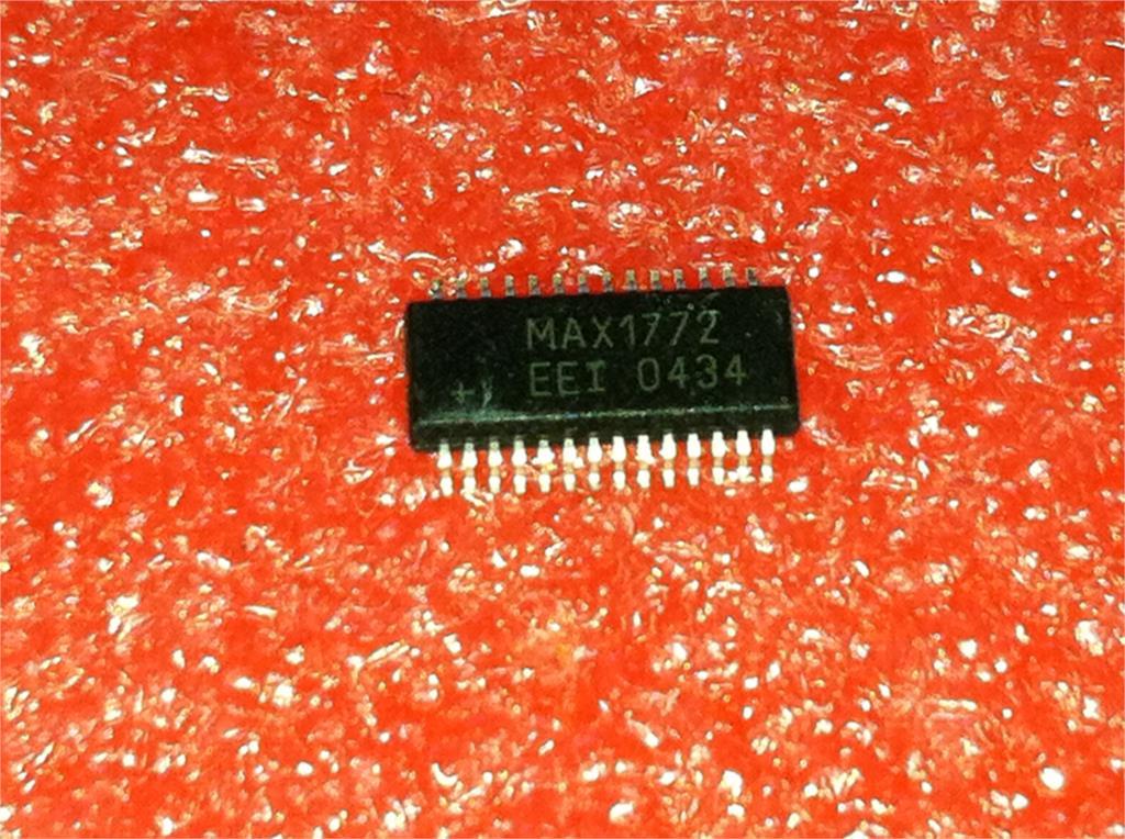 1 unids/lote MAX1772EEI MAX1772 SSOP28
