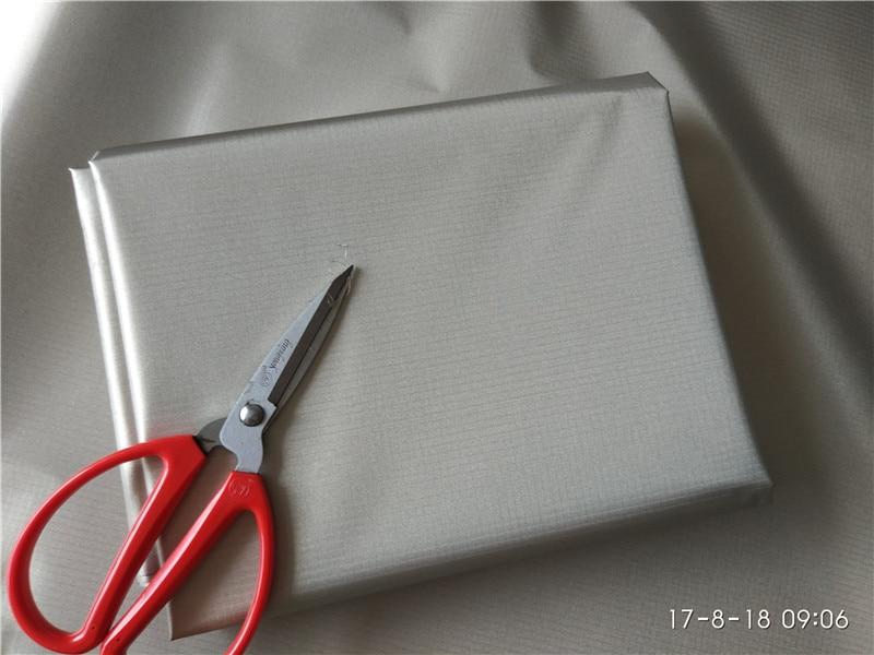 108cm x 100cm rfid blocking fabric emf rf shielding fabric rfid shielding conductive fabric