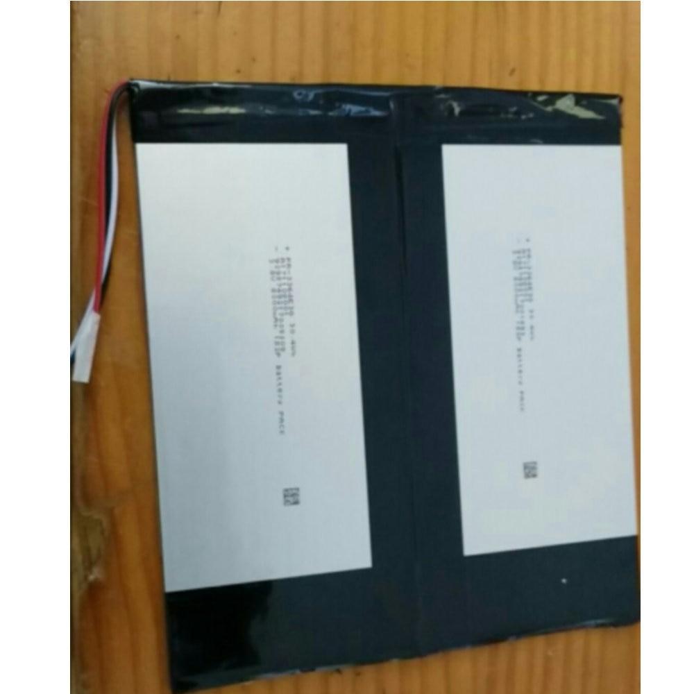Batería de tamaño Original para Teclast X98 Plus II 2 tableta PC Li polímero recargable acumulador reemplazo 3 líneas C2D7 2879127