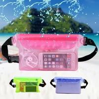 Водонепроницаемая сумка для плавания, для катания на лыжах и Дрифте, поясная сумка для дайвинга, сумки для подводного плавания мобильный те...