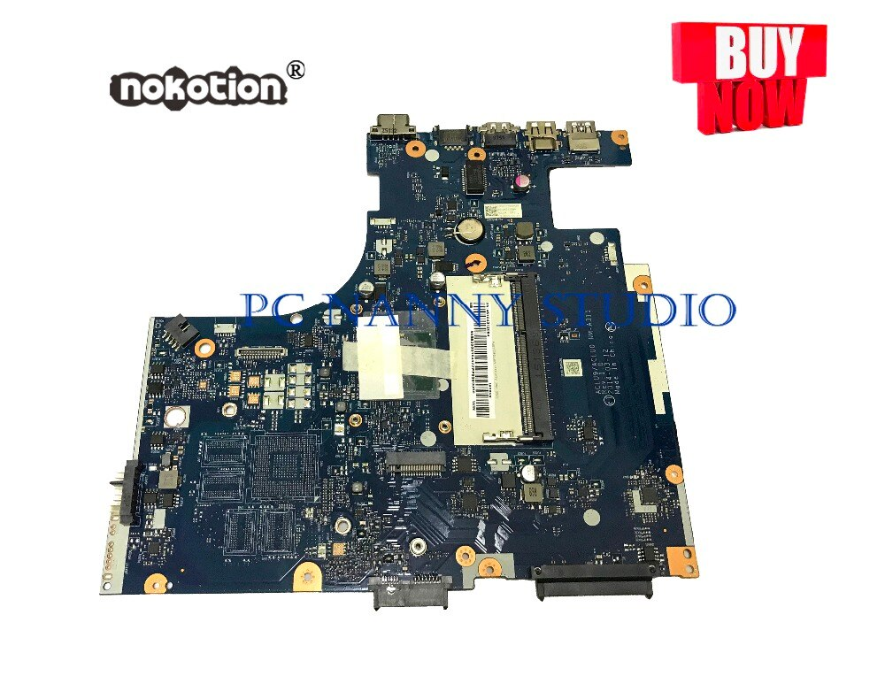 PANANNY 5B20G91649 لينوفو G40 G40-30 اللوحة المحمول ACLU9/ACLU0 NM-A311 N2840 DDR3 اختبار