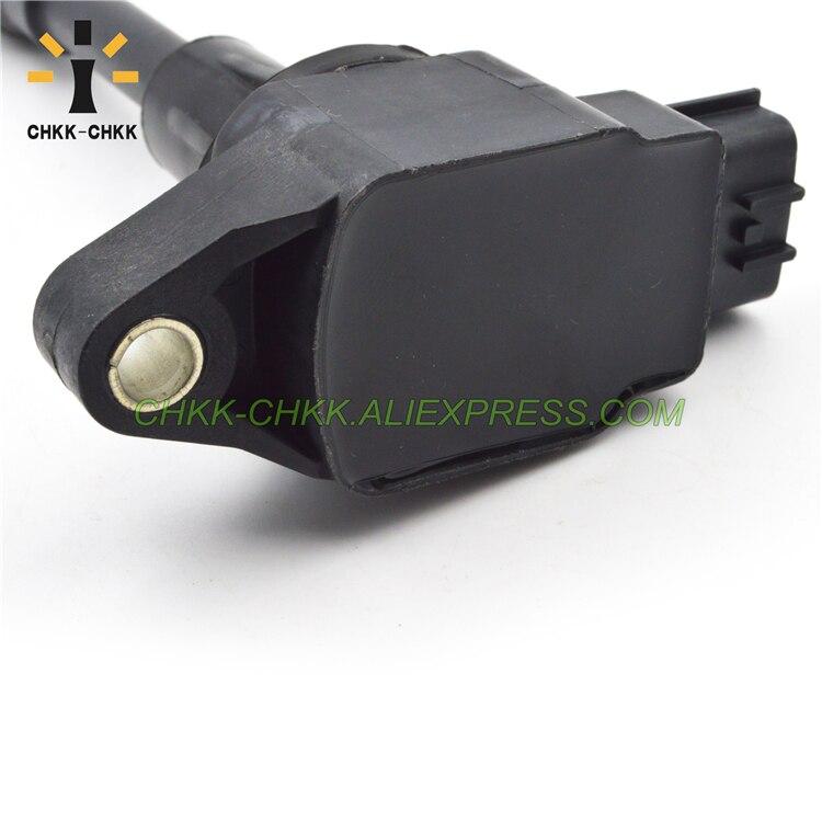4PCS CHKK-CHKK 22448-JA00C New Car Ignition Coil for Nissan Altima Rogue Sentra Versa Infiniti 22448JA00C enlarge