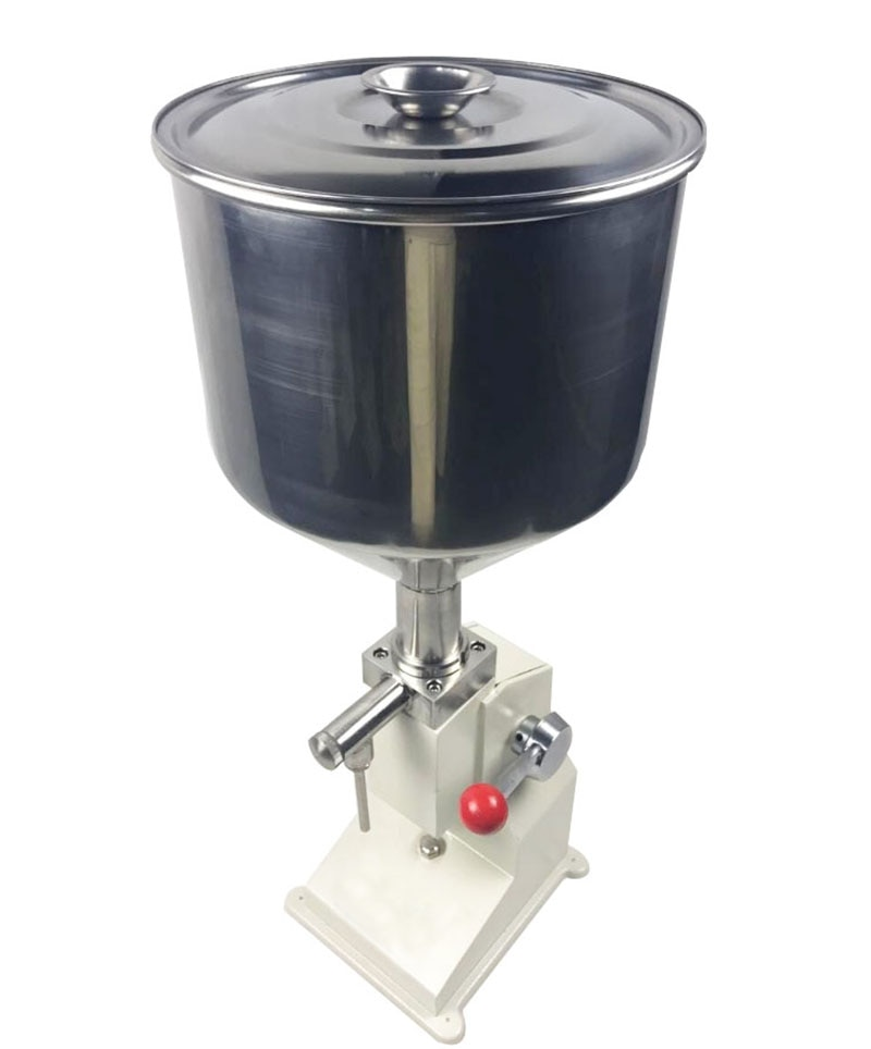 A03 Manual cream filling machine cream & shampoo & cosmetic manual filler liquid filler