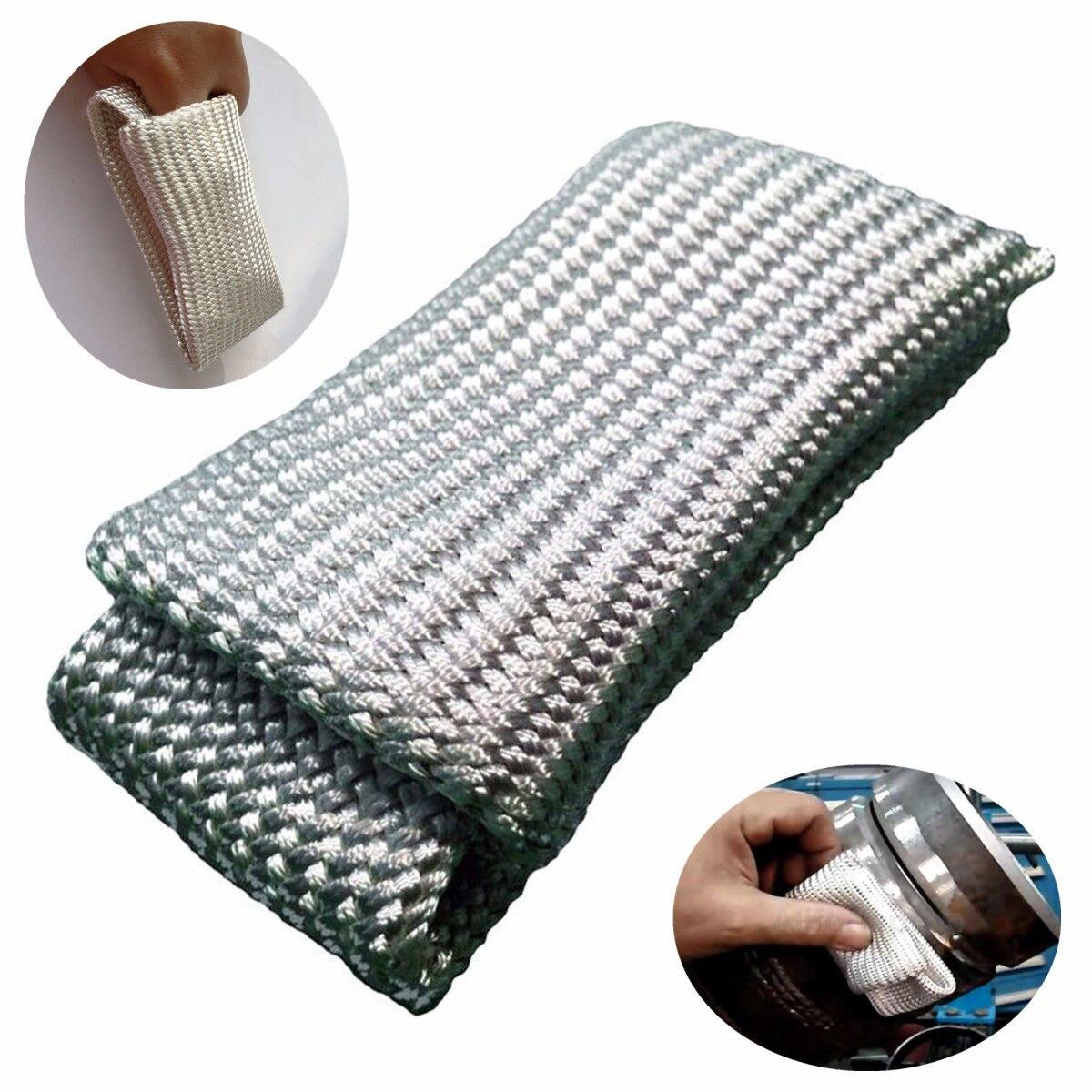 2018 mais novo útil tig dedo luvas de solda protetor térmico guarda engrenagem proteção térmica para solda monger