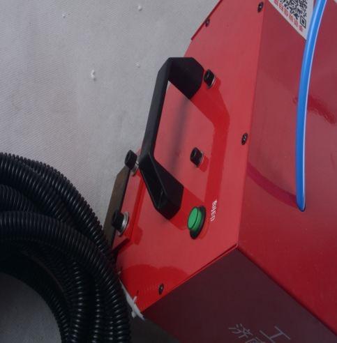 Car frame Pneumatic metal printer Dot Peen Marking Machine VIN Code Portable Handheld ,Chassis Number enlarge