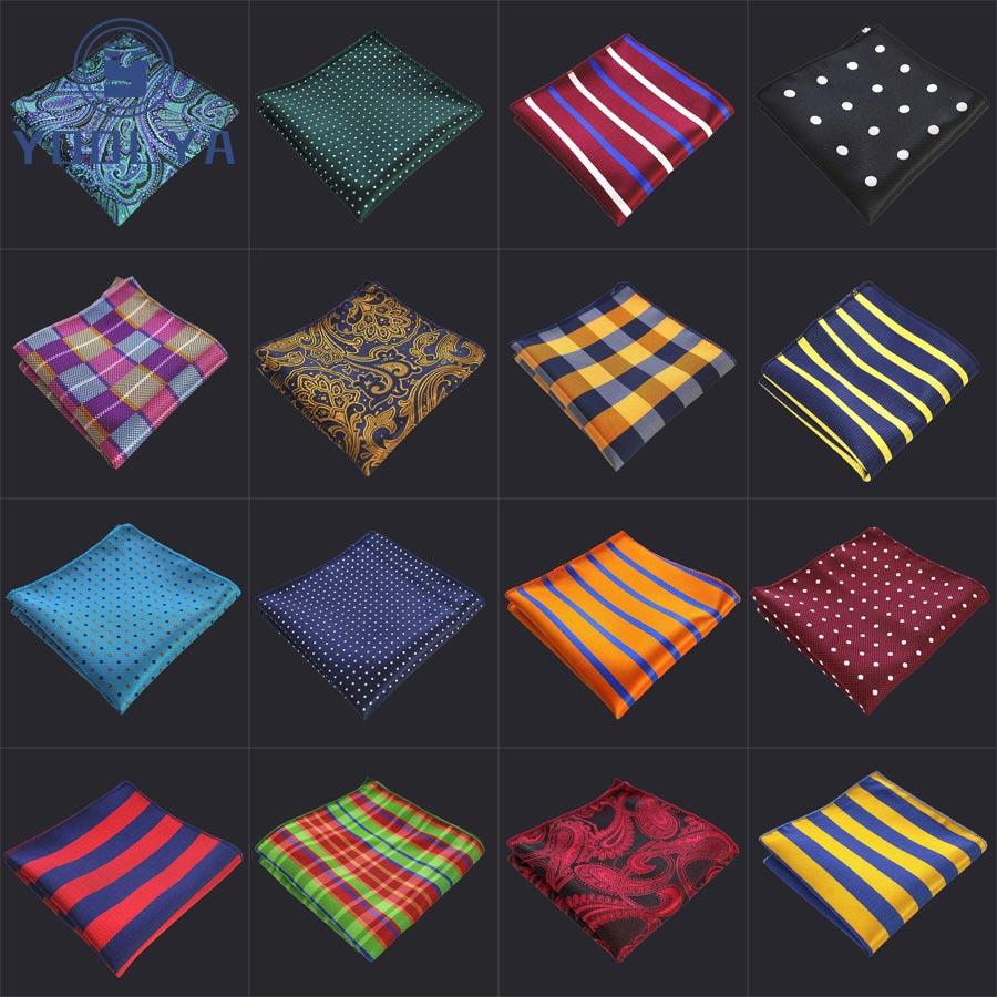 Распродажа распродажа! Мужской носовой платок в горошек, из полиэстера, в винтажном стиле