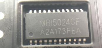 100% nuevo original MBI5024GPTR MBI5024GP MBI5024 MBI SSOP24