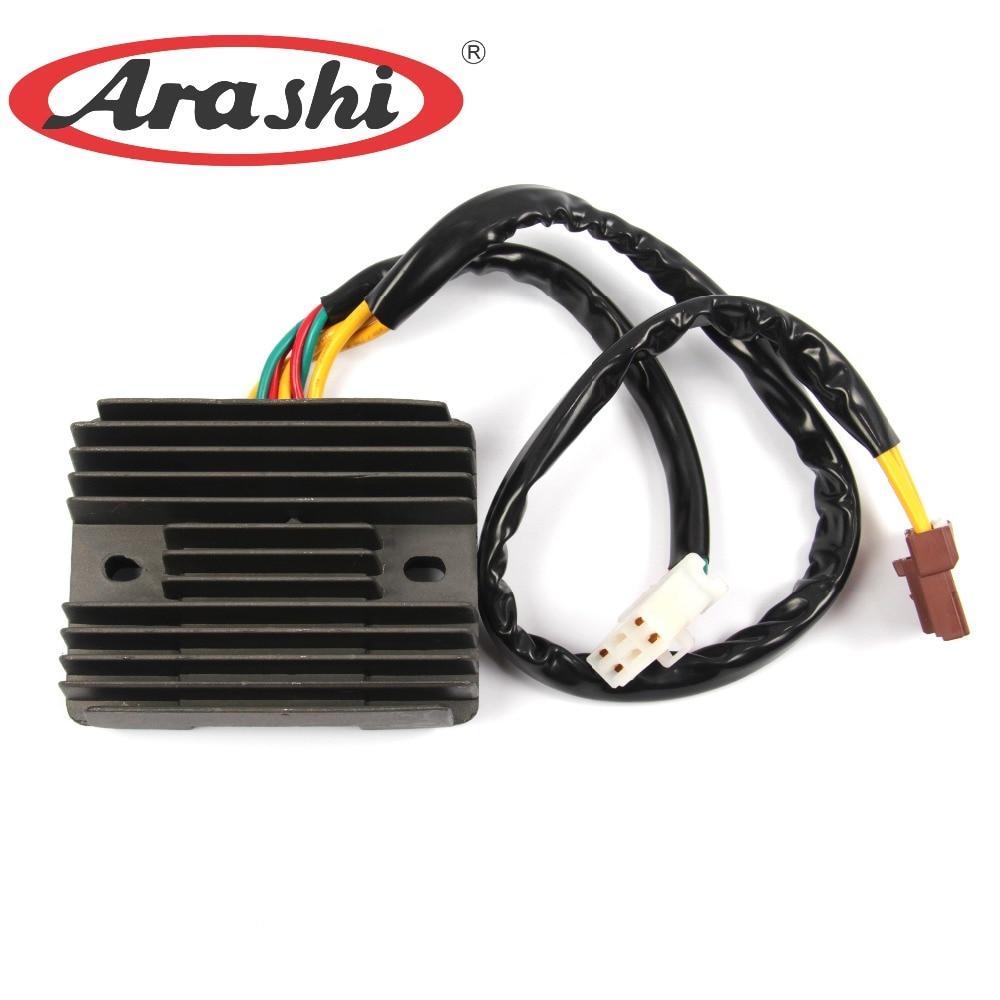 Arashi For Aprilia Sportcity 250 ie 07-08 Atlantic 250 ie 07-09 SR300 ie M Max11-12 Voltage Rectifier Regulator Motorcycle Parts