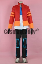 Générateur Rex Providence Rex Salazar Unifotm tenue Cosplay Costume F006
