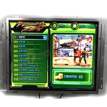 Arcade game machine part 19 inch display arcade game monitor for arcade cabinet game machines