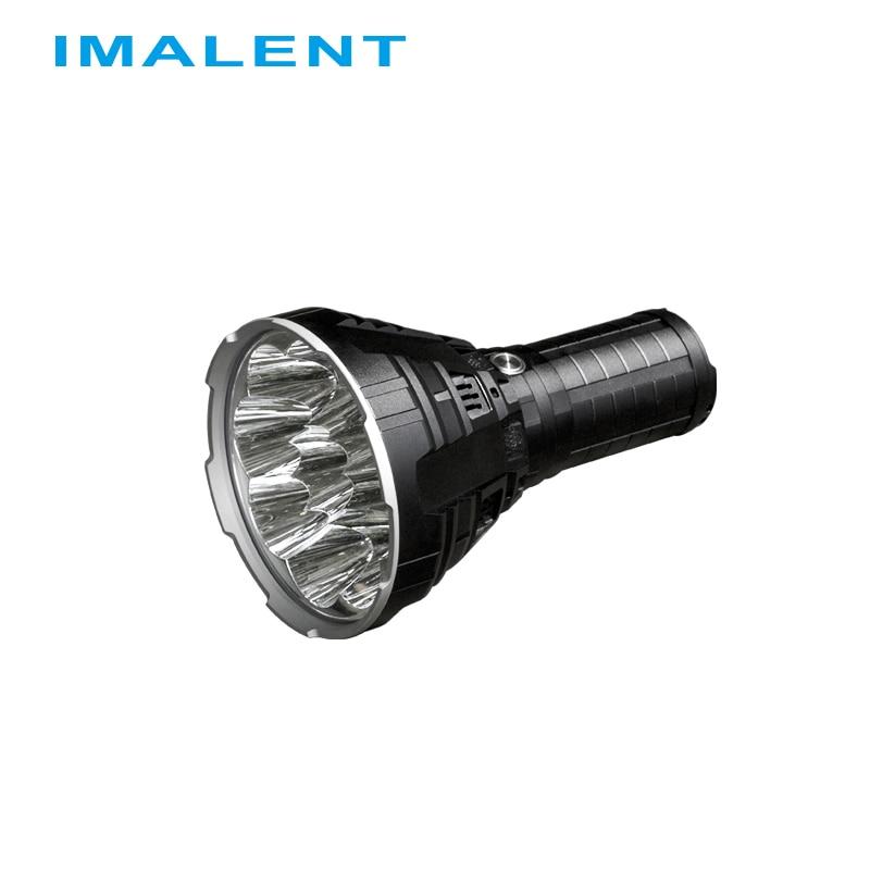IMALENT R90C 9 xCREE XHP35 HI 20000 Lümen Yüksek Performanslı Açık ışıldak LED el feneri