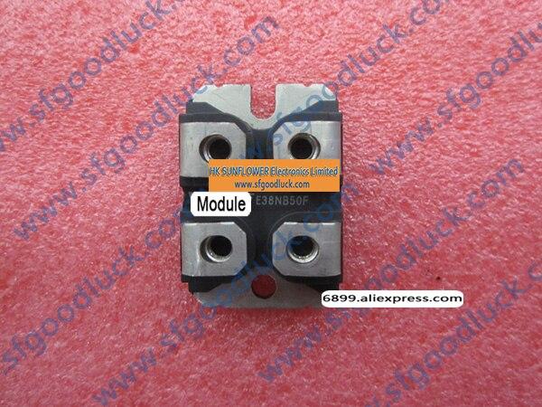 E38NB50F PowerMESH MOSFET Module N-CHANNEL 500 V 38A ISOTOP