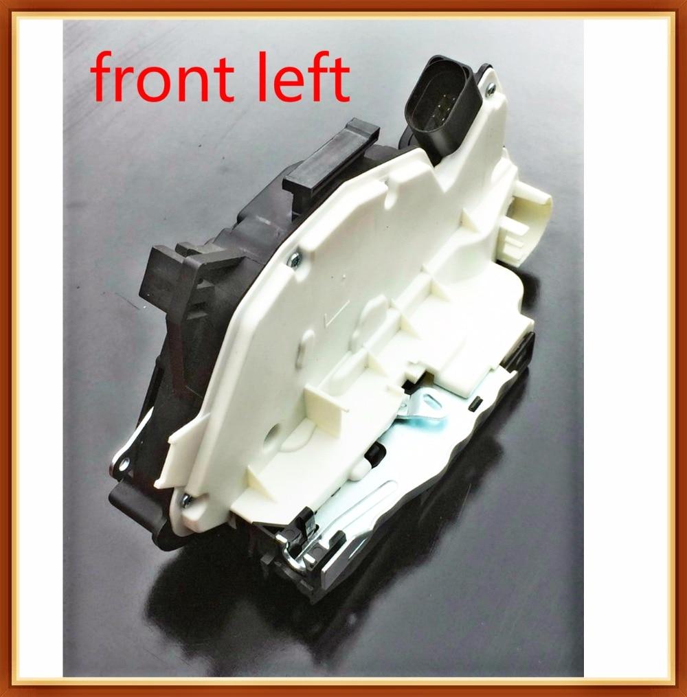 Спереди l Привод дверного замка для AMAROK Scirocco Tiguan вверх PASSAT CC AUDI A1 8X SEAT IBIZA 6J MII Skoda citigo FABIA 5J превосходные 3t
