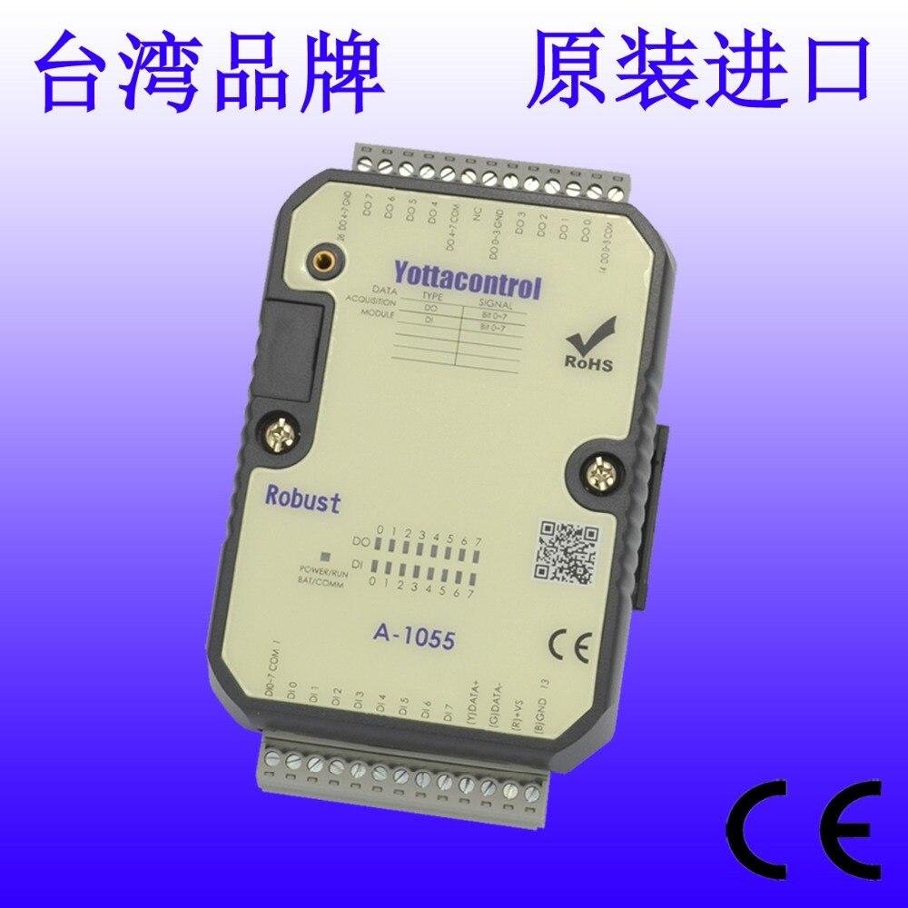التبديل الكمية إلى 485 وحدة الانتاج IO إشارة اكتساب و التوسع وحدة الرقمية PLC تحكم A-1055