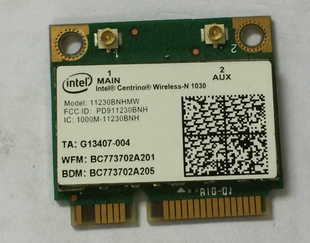 Intel Centrino Wireless-N 1030  11230BNHMW WiFi 150M + Bluetooth BT 3.0 Combo Card